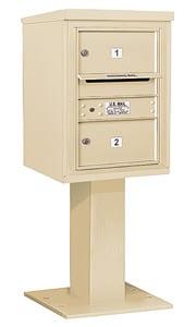 Salsbury 4C Pedestal 3406S-02 Sandstone