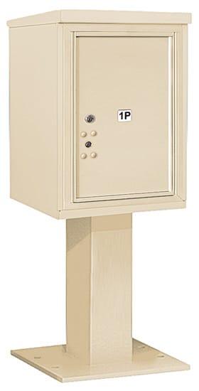 3406S-1P Salsbury 4C Pedestal Mailboxes