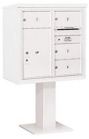 Salsbury 4C Pedestal 3408D-04 White