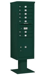 Salsbury 4C Pedestal 3415S-07 Green