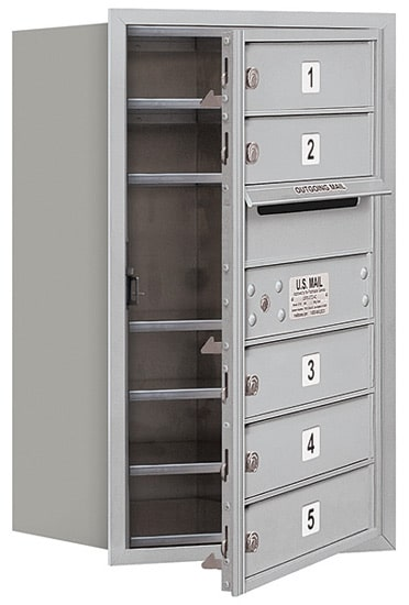 3707S05 Front Loading Commercial 4C Mailboxes