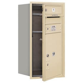 Salsbury 4C Mailboxes 3708S-01 Sandstone