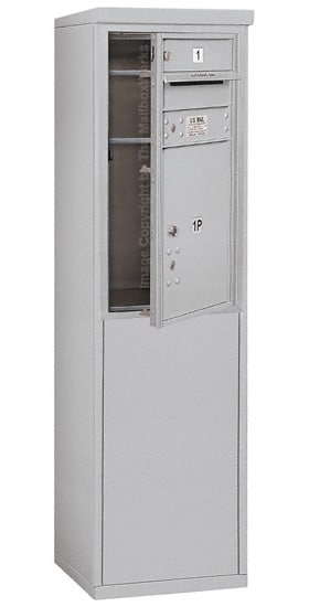 3708S01 Free Standing Commercial 4C Mailboxes