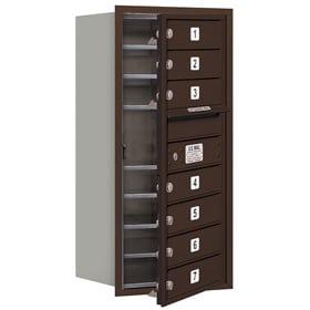 Salsbury 4C Mailboxes 3709S-07 Bronze