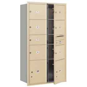 Salsbury 4C Mailboxes 3716D-07 Sandstone