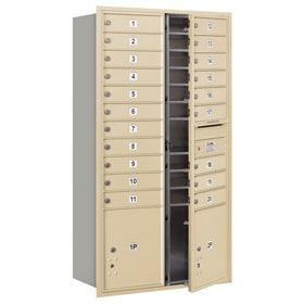 Salsbury 4C Mailboxes 3716D-20 Sandstone