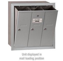 Salsbury Vertical Mailbox Open Access Door