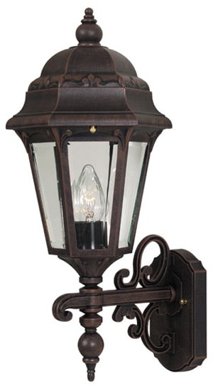 Special Lite Astor Wall Bottom Mount Outdoor Exterior Light Product Image