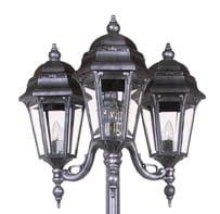 Special Lite Astor Tri Light Details