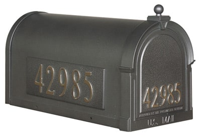 Special Lite Berkshire Post Mount Mailboxes