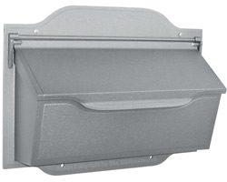 Special Lite Contemporary Horizontal Mailbox Gunmetal