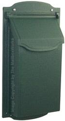 Special Lite Contemporary Vertical Mailbox Evergreen