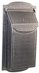 Special Lite Contemporary Vertical Mailbox Silver