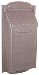 Special Lite Contemporary Vertical Frosted Umber