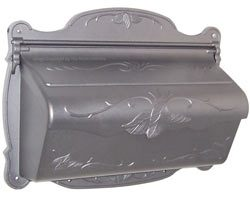 Special Lite Hummingbird Horizontal Mailbox Gunmetal