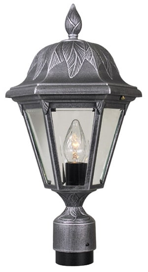 Special Lite Floral Post Mount Outdoor Exterior Light Product Image