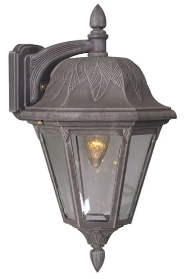 Special Lite Floral Wall Top Mount Outdoor Exterior Light