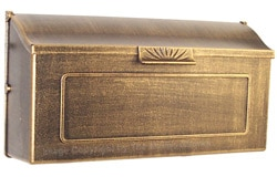 Special Lite Horizon Mailbox Bronze