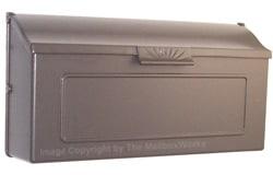 Special Lite Horizon Mailbox Mocha