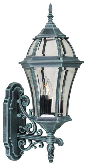 Special Lite Plantation Wall Bottom Mount Outdoor Exterior Light Product Image