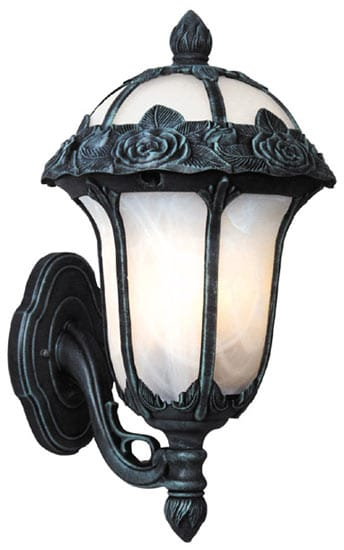 Special Lite Rose Garden Wall Light