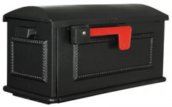 Special Lite Traditional Post Mount Mailbox