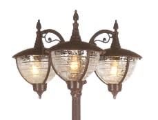 Special Lite Vista Tri Light Details