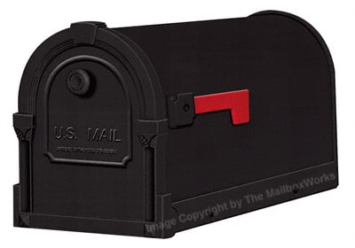 Special Lite Savannah Post Mount Mailbox