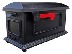 Special Lite Traditional Post Mount Mailboxes