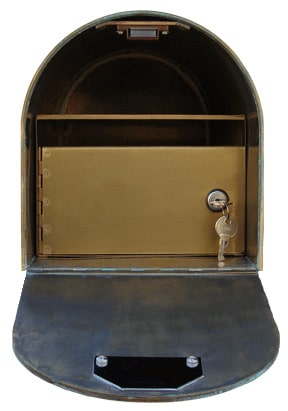Locking Insert For Westchester Mailbox