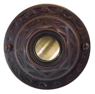 Waterglass Studios Victorian Brass Door Bell