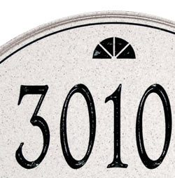 Whitehall Boca Raton Plaque With Emblem