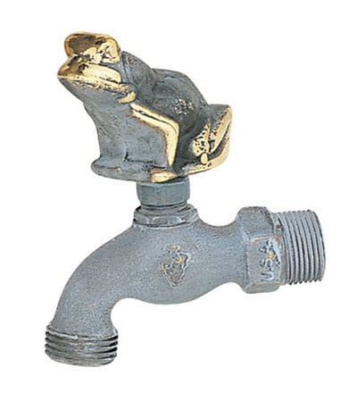 Whitehall Bullfrog Solid Brass Faucet