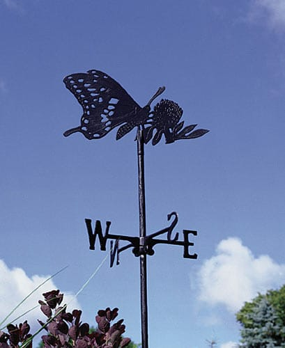 Whitehall Butterfly Garden Weathervane