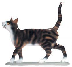 Whitehall Cat Traditional Weathervane
