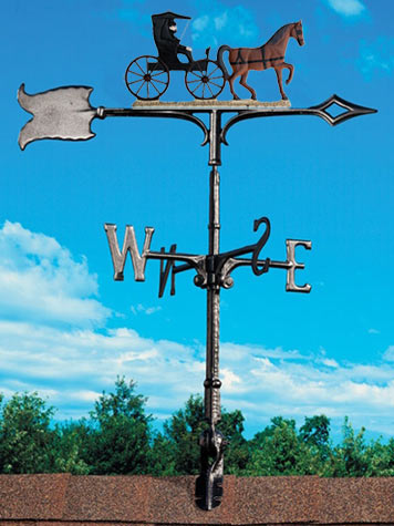 Whitehall 30 Inch Country Doctor Color Weathervane