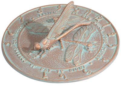 Whitehall Dragonfly Sundial