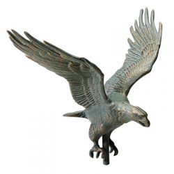Whitehall 30 Inch Eagle Weathervane Details
