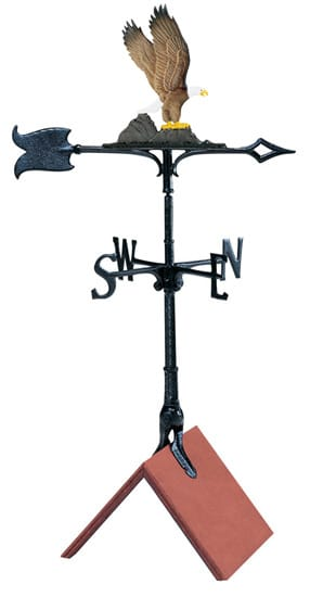 Whitehall 30 Inch Eagle Color Weathervane
