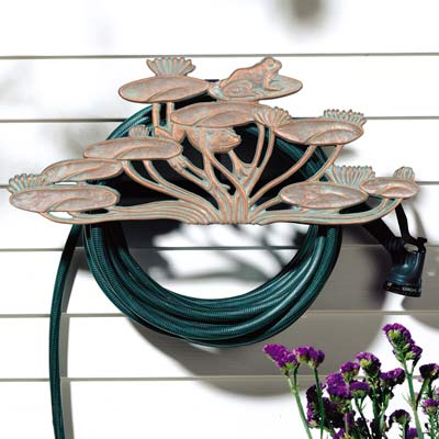 Whitehall Frog Hose Holder