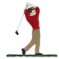 Whitehall Golfer Traditional Weathervane