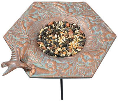 Whitehall Hummingbird Garden Bird Feeder
