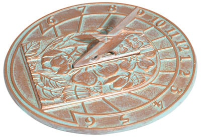 Whitehall Hummingbird Sundial Product Image
