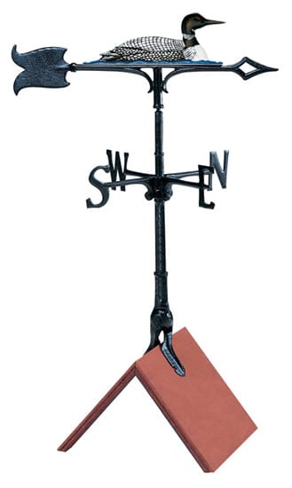 Whitehall 30 Inch Loon Color Weathervane
