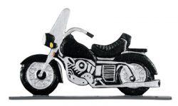 Whitehall Motorcycle Traditional Weathervane