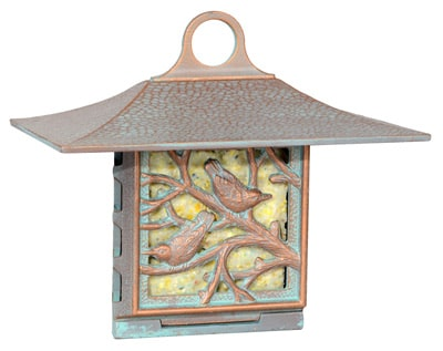 Whitehall Nuthatch Suet Bird Feeder