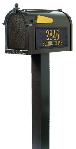 Whitehall Mailboxes Premium Package