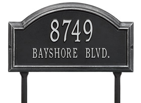 Providence Arch Plaque Two Lines Standard