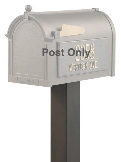 Whitehall Standard Mailbox Post