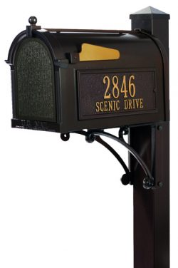 Whitehall Mailboxes Superior Package